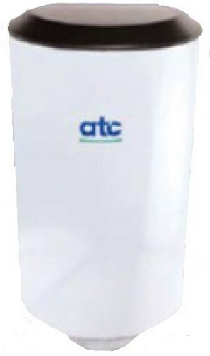 ATC CUB Z-2651WH 500W / 1150W White Painted Steel Auto Hand Dryer